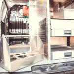 Fahrzeugeinrichtung Saalfeld - ALUCA in Aktion VW Caddy Sonderteilebau