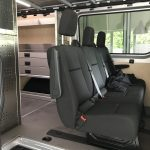 Mercedes Benz Sprinter L2-H1 mit Regalsystem