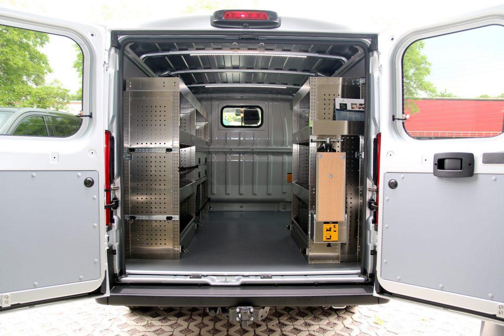 Fahrzeugeinrichtung für Saalfeld - Fahrzeugeinrichtungen Aluca